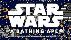 A BATHING APE × STAR WARS 第2弾
