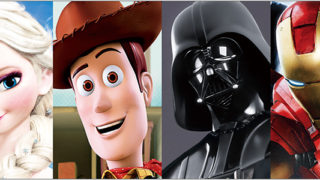ディズニー公式エンターテイメントサービス Disney DELUXE