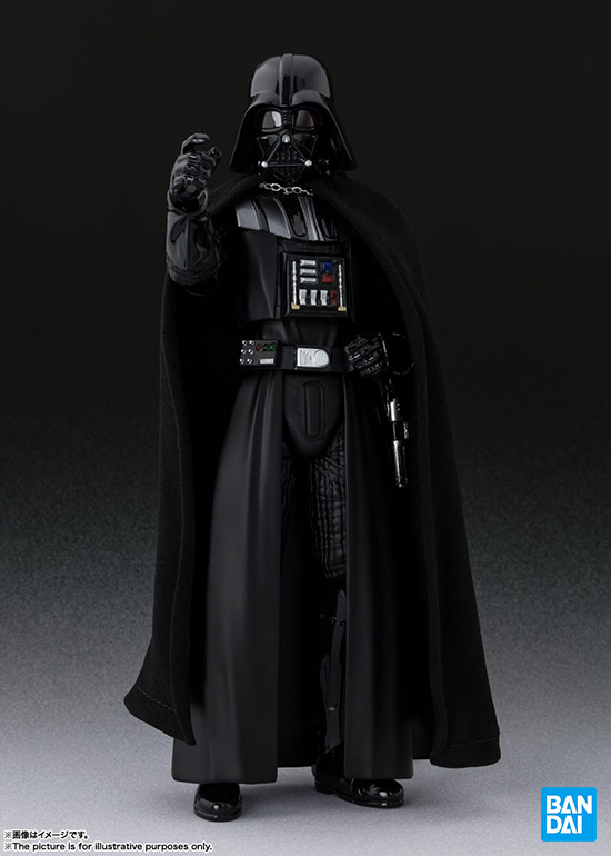 S.H.Figuarts ダース・ベイダー(STAR WARS:  Return of the Jedi)