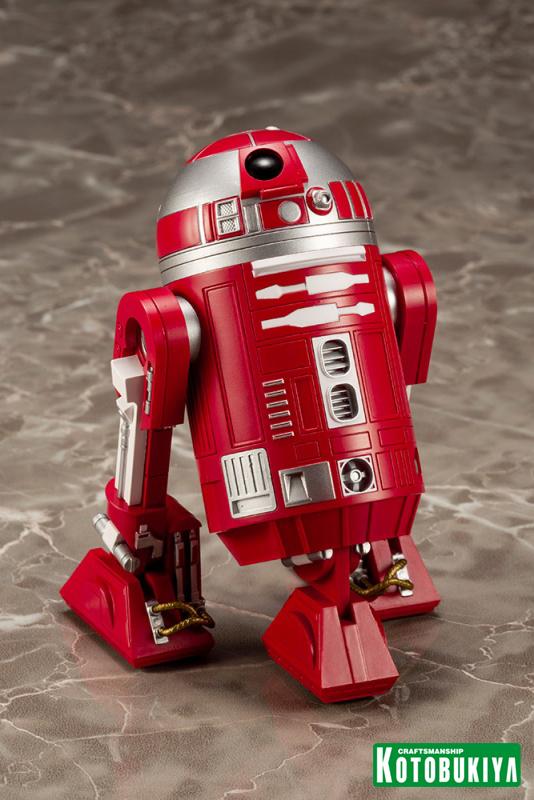 ARTFX+ R2-R9 & R2-B1