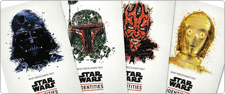 STAR WARS Identities: The Exhibition オリジナルグッズ