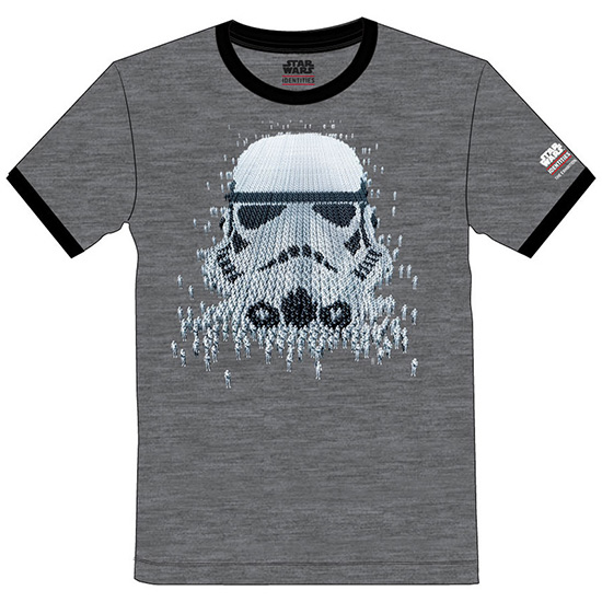 STAR WARS Identities: The Exhibition T-shirt
