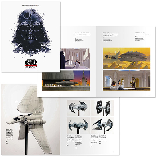 STAR WARS Identities: The Exhibition Catalogue