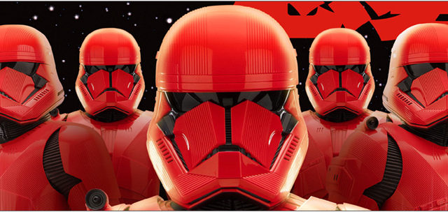 STAR WARS FORCE FRIDAY III トイザらス