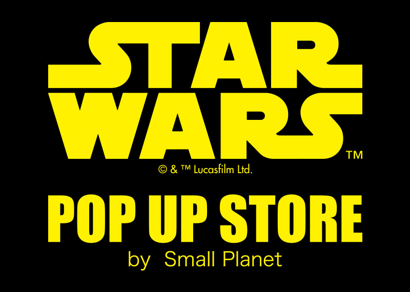 STAR WARS POP UP STORE