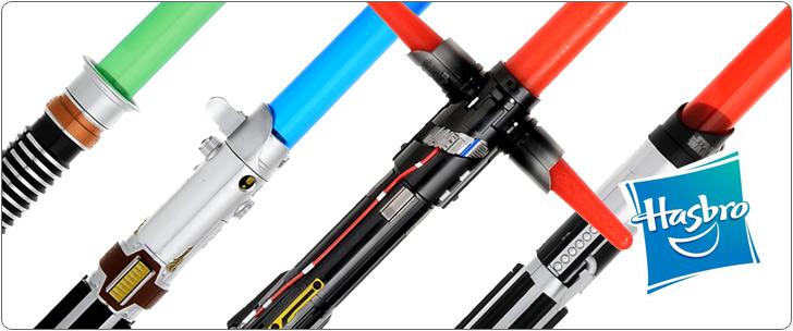 ハズブロ スター・ウォーズ エレクトロニック ボイス ライトセーバー FORCE FRIDAY III 発売商品