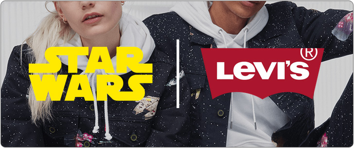 リーバイス LEVI'S x STAR WARS COLLECTION