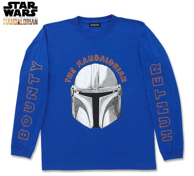 The Mandalorian ロングTシャツ