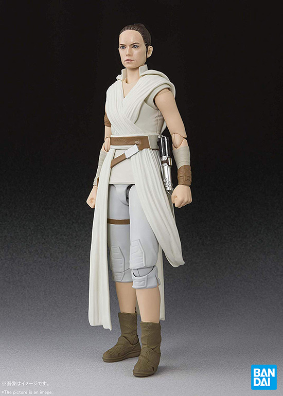 S.H.Figuarts レイ & D-O(STAR WARS:The Rise of Skywalker)