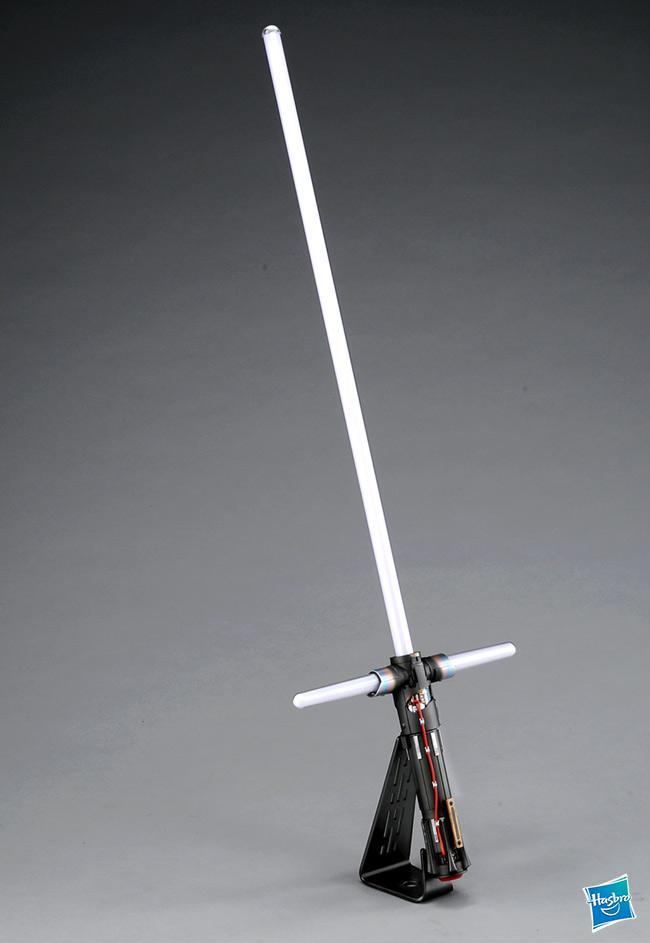 ハズブロ スター・ウォーズ  ブラックシリーズ フォースFX エリート ライトセーバー カイロ・レン最高指導者