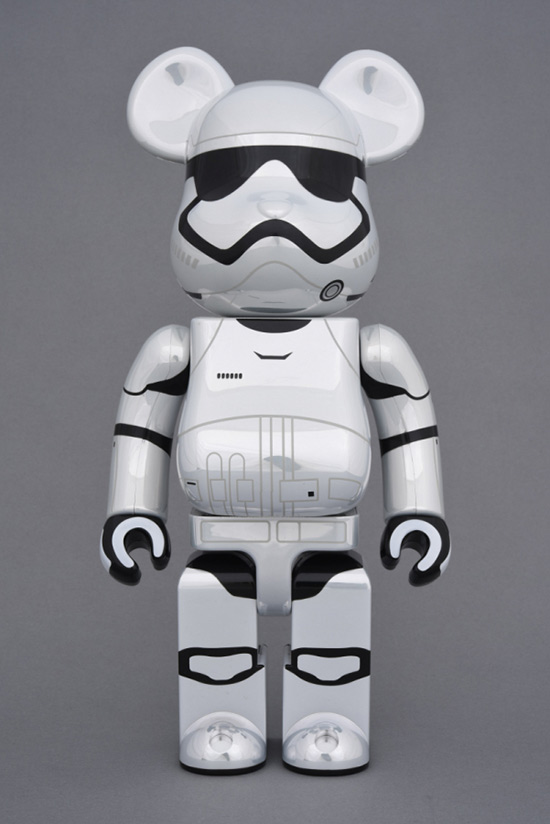 BE@RBRICK STAR WARS FIRST ORDER STORMTROOPER