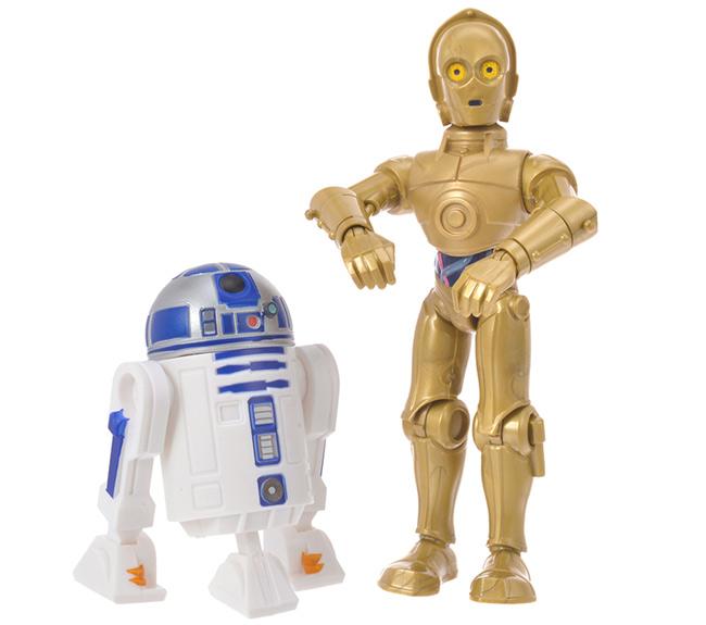 トイボックス(C-3PO、R2-D2)