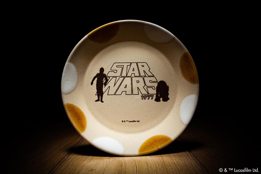 [C-3PO & R2-D2] アンバー/ホワイト