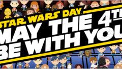 スター・ウォーズの日 STAR WARS DAY 2020 -MAY THE 4TH BE WITH YOU-