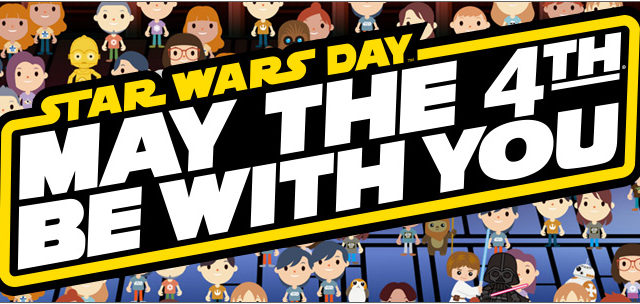スター・ウォーズの日 STAR WARS DAY 2020 -MAY THE 4TH BE WITH YOU-