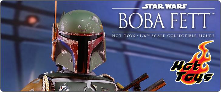 ホットトイズ ムービー・マスターピース ボバ・フェット「スター・ウォーズ エピソード5/帝国の逆襲」40周年記念版