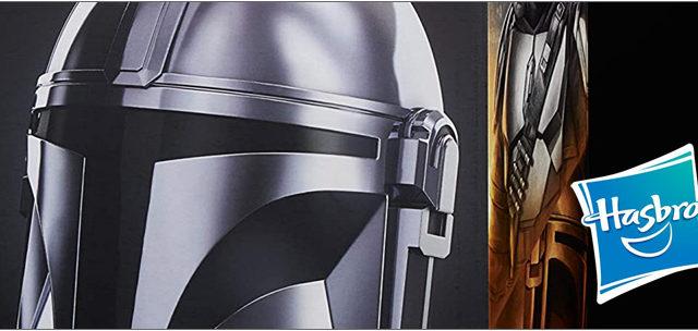 ハズブロ スター・ウォーズ ブラックシリーズ マンダロリアン エレクトロニック ヘルメット