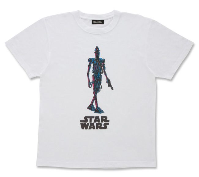 バウンティーハンター Tシャツ IG-88