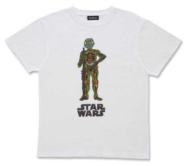 バウンティーハンター Tシャツ 4-LOM