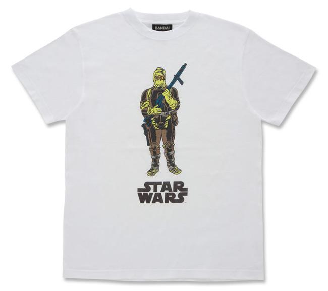 バウンティーハンター Tシャツ デンガー