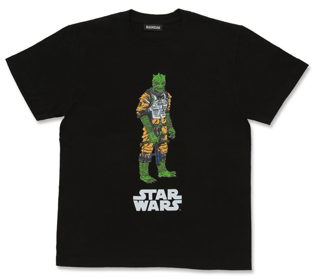 バウンティーハンター Tシャツ ボスク
