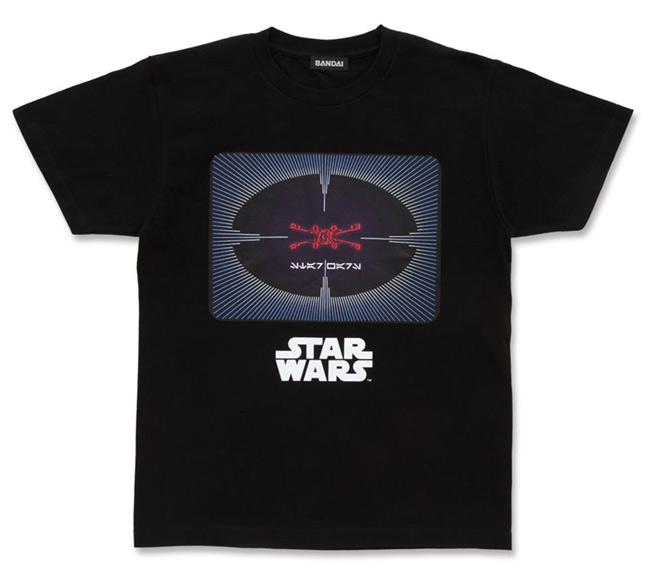 STARWARS ターゲット Tシャツ ダース・ベイダー