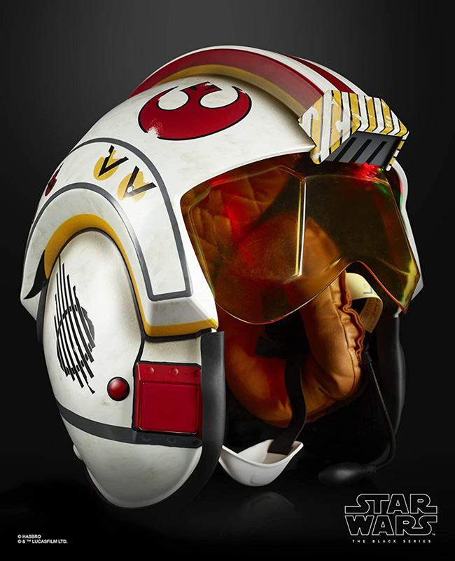 ハズブロ スター・ウォーズ ブラックシリーズ エレクトロニック ヘルメット ルーク・スカイウォーカー