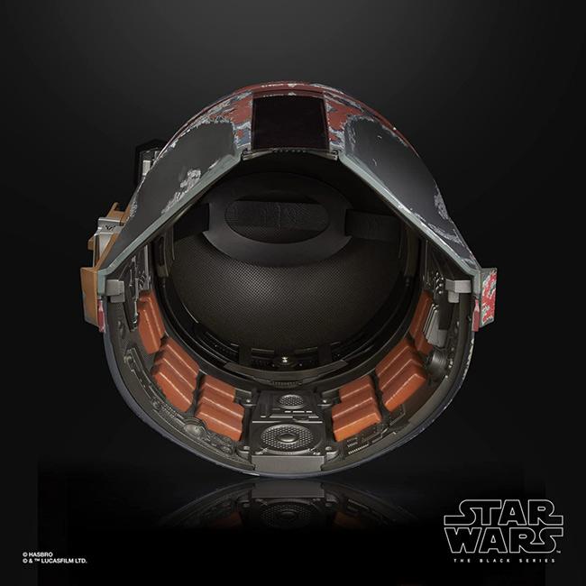 ハズブロ スター・ウォーズ ブラックシリーズ エレクトロニック ヘルメット ボバ・フェット