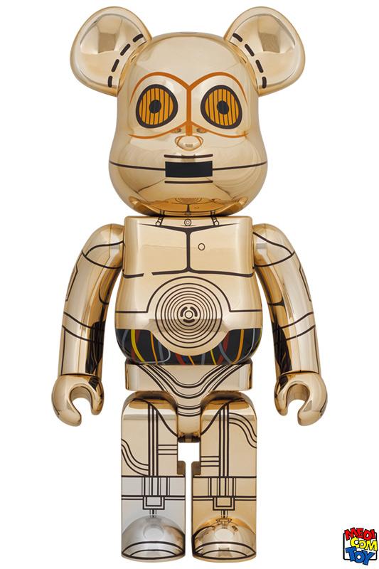 BE@RBRICK C-3PO 1000%