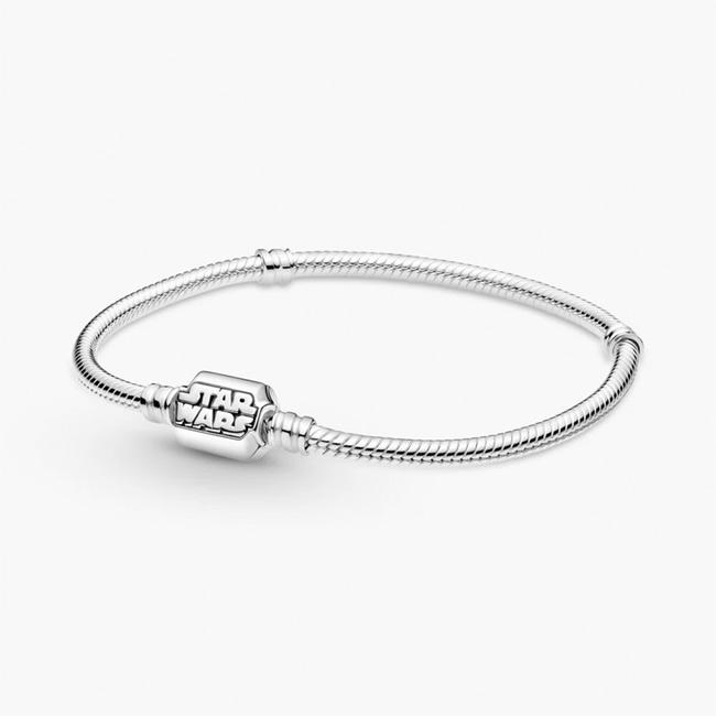 Star Wars x Pandora Snake Chain Clasp Bracelet