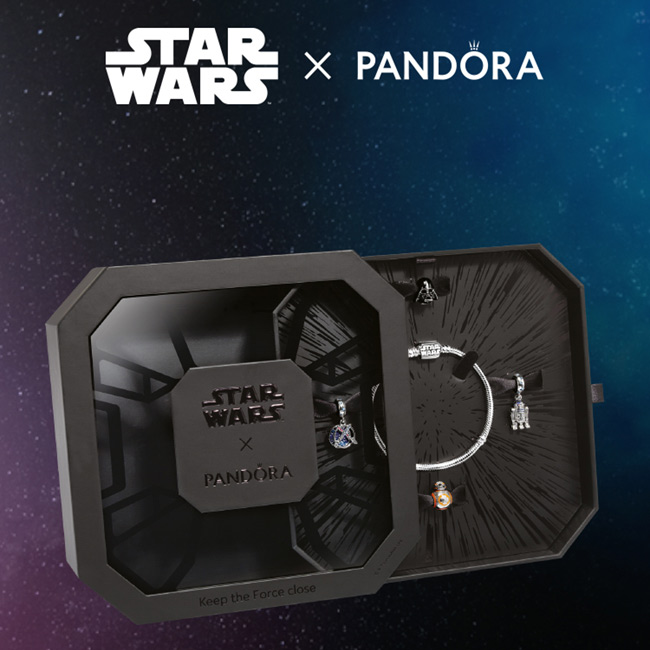 Star Wars x Pandora コレクターズボックス