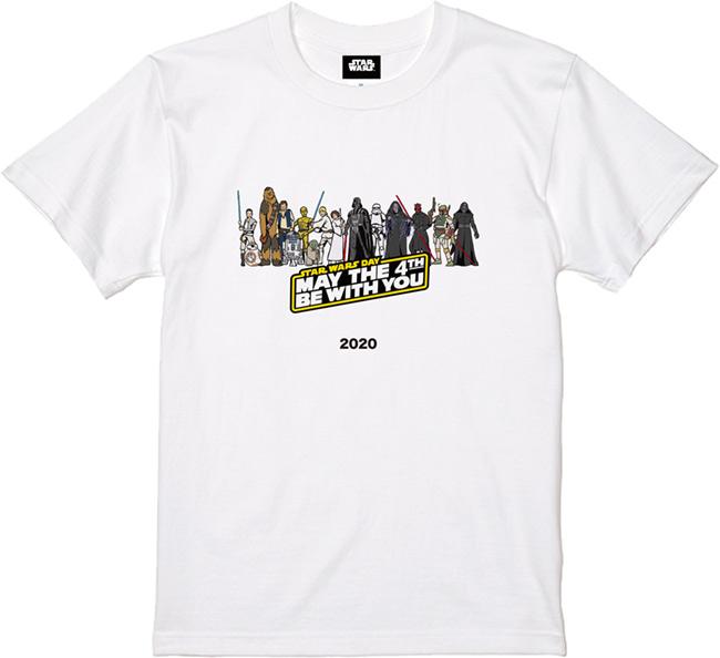 スター・ウォーズの日 限定Tシャツ