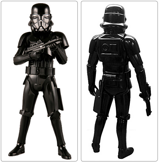 starwarsshop.com限定 Real Action Hero Shadow Stormtrooper