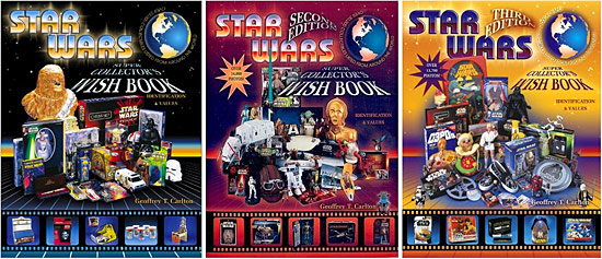 Star Wars Super Collector's Wish Book