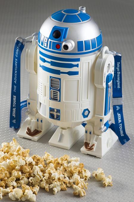 ポップコーン R2-D2 バケット付き