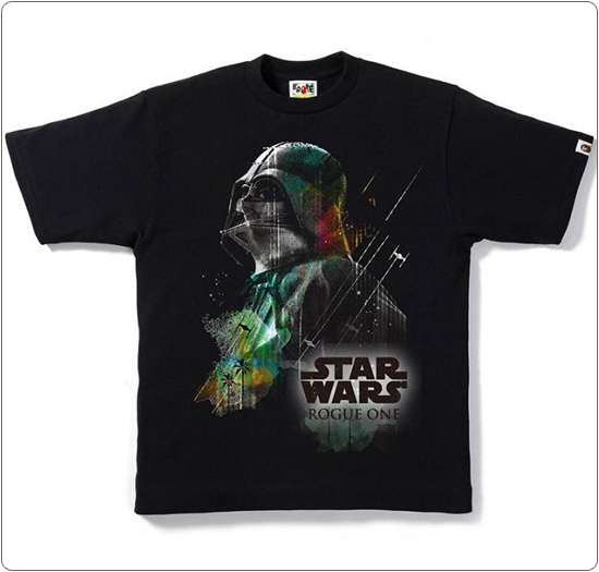 BAPE × STAR WARS T-SHIRTS