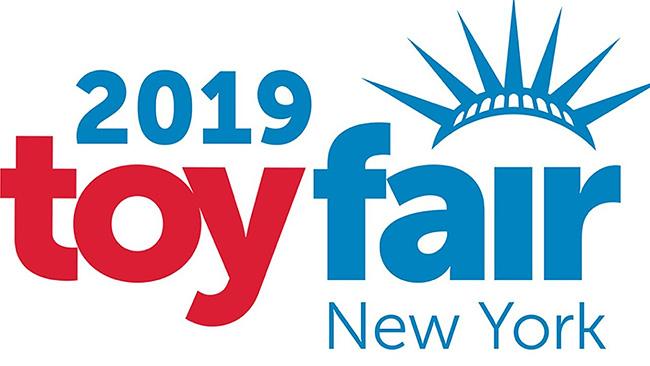 ニューヨーク トイ・フェア 2019